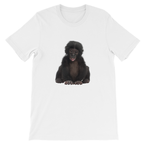 Bonobo Short-Sleeve Unisex T-Shirt