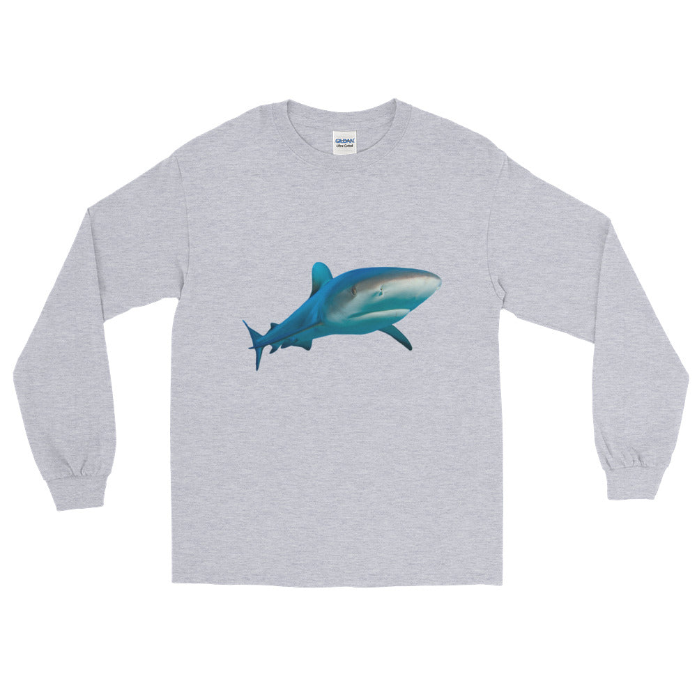 Great-White-Shark Long Sleeve T-Shirt