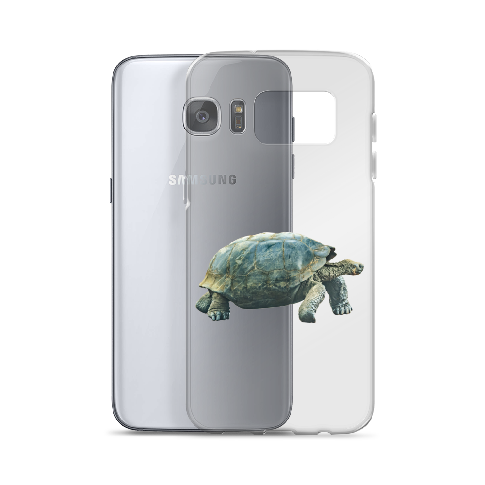 Galapagos-Giant-Turtle Print Samsung Case