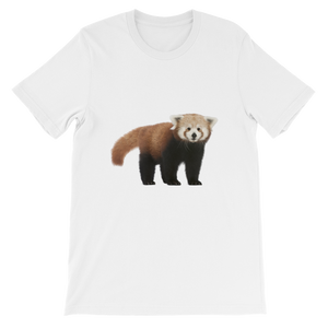 Red-Panda Short-Sleeve Unisex T-Shirt