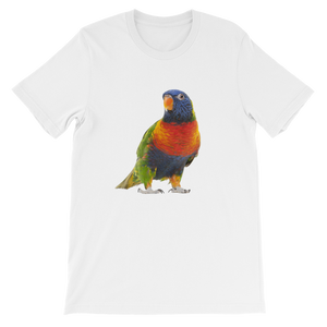 Parrot Short-Sleeve Unisex T-Shirt