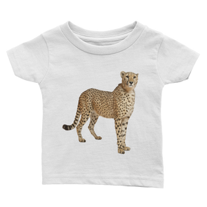 Cheetah Print Infant Tee