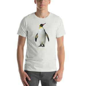 Emperor Penguin Short-Sleeve Unisex T-Shirt