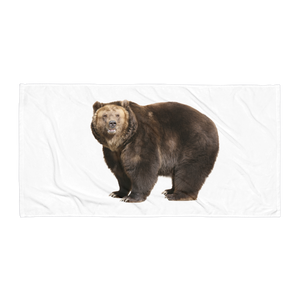 Brown-Bear Towel