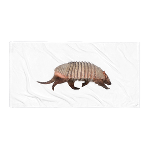 Armadillo Towel
