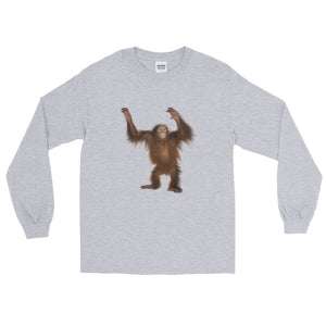 Orang-utan- Long Sleeve T-Shirt