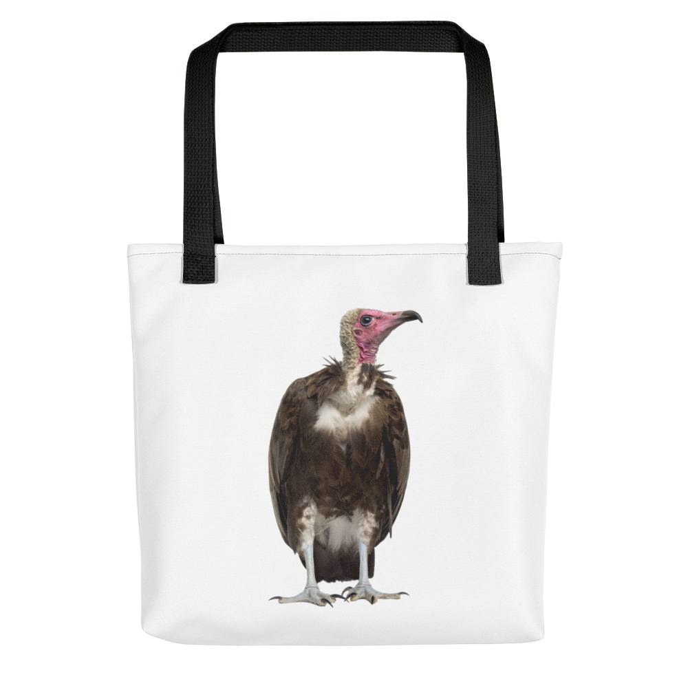 Vulture Print Tote bag