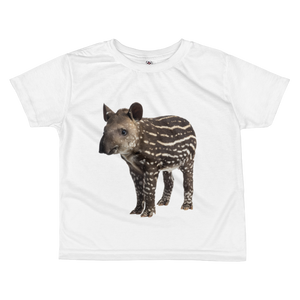 Tapir Print All-over kids sublimation T-shirt