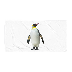 Emperor-Penguin Towel