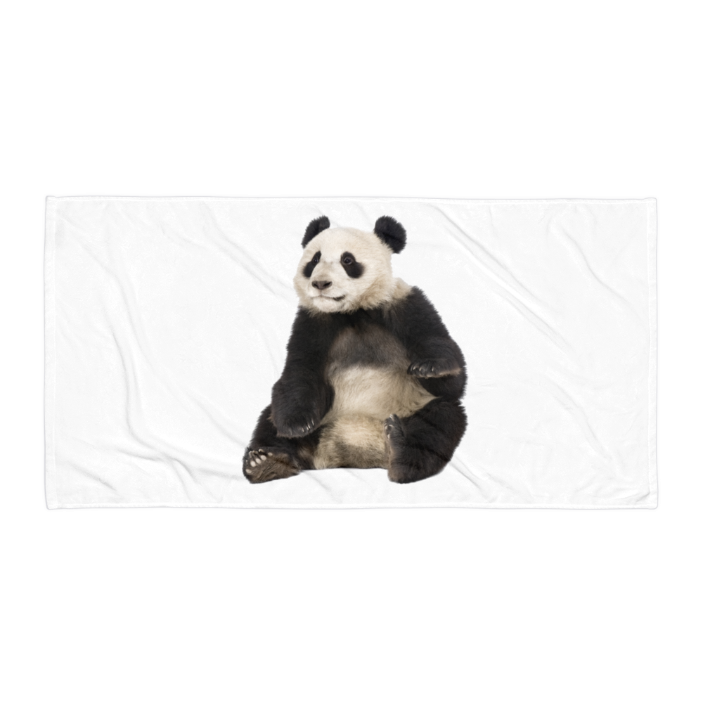 Giant-Panda Towel
