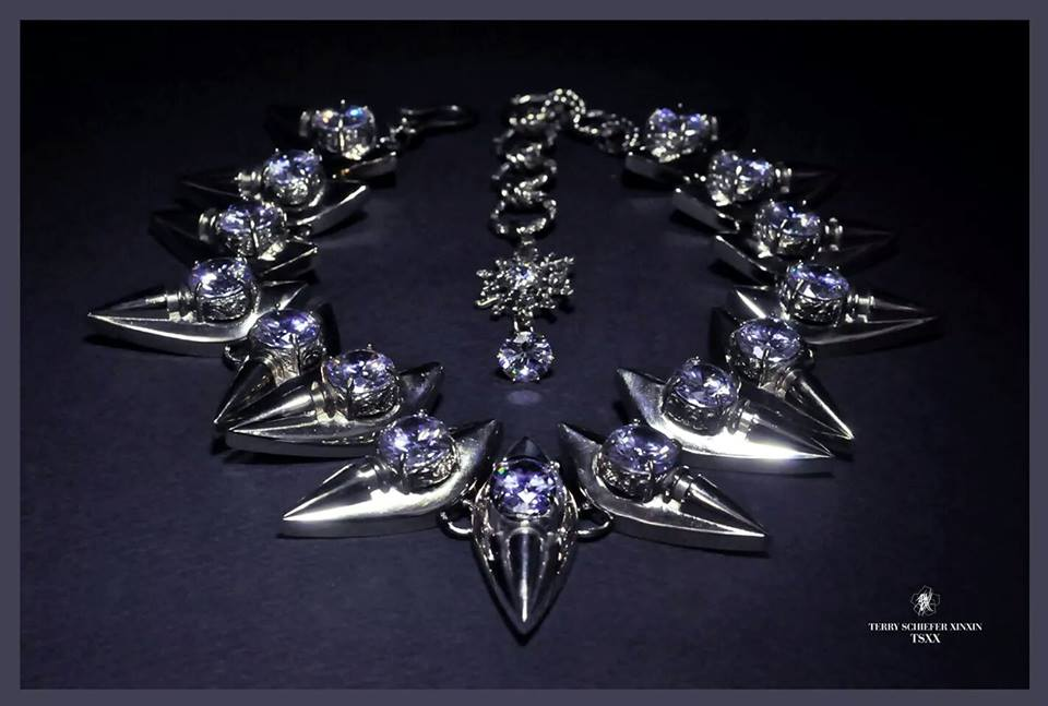 Prague Majesty Necklace - Terry Schiefer