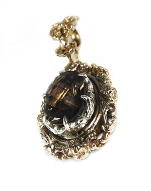 Raphael Oval Pendant - Terry Schiefer