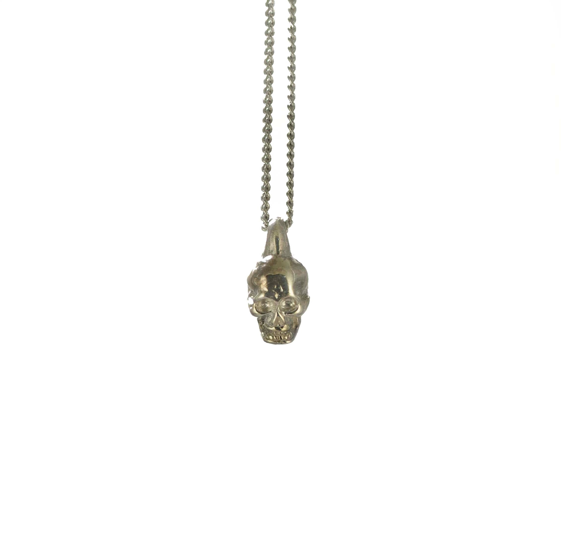 Diego Skull Necklace - Terry Schiefer