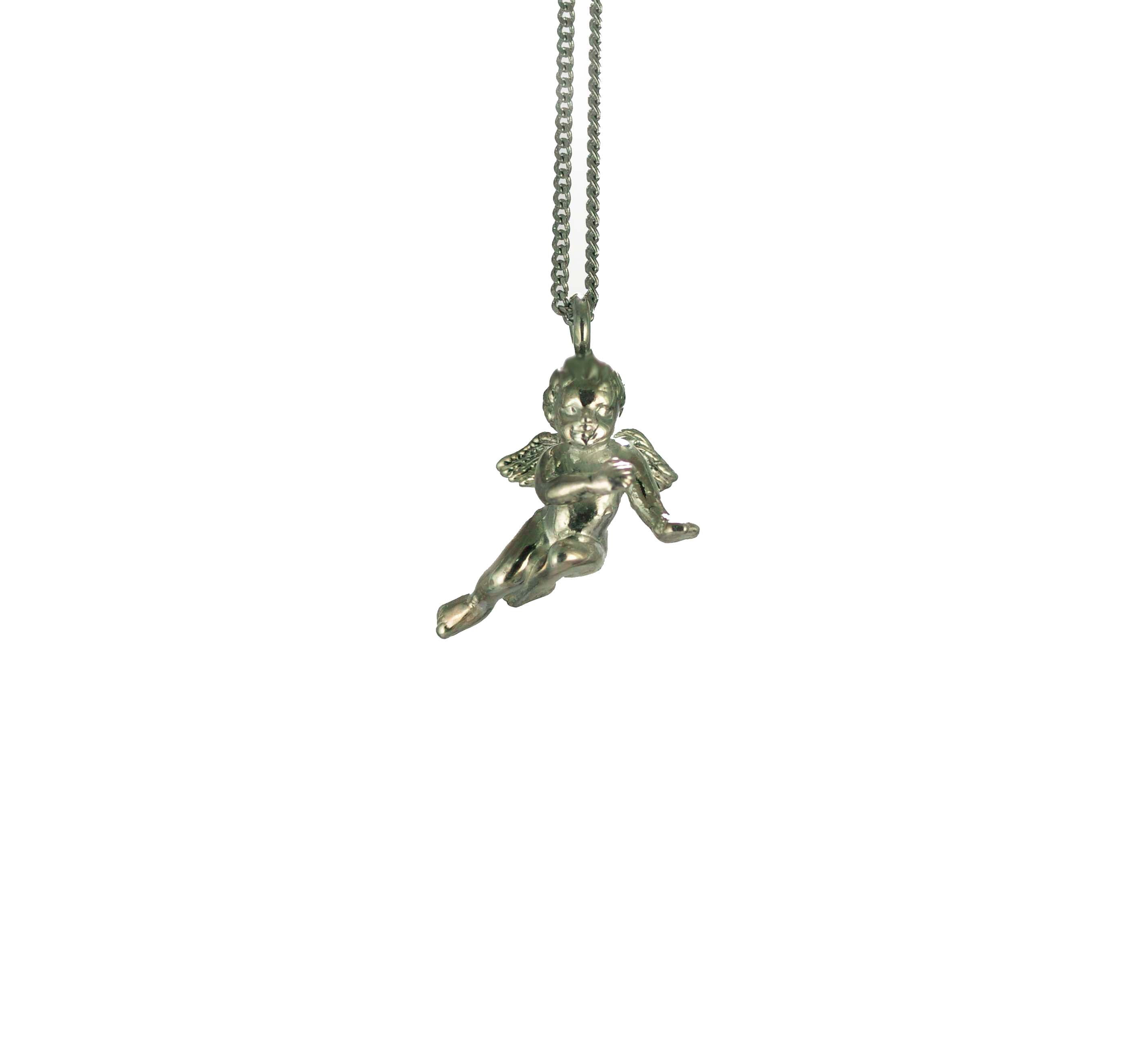 Cherub Necklace - Terry Schiefer
