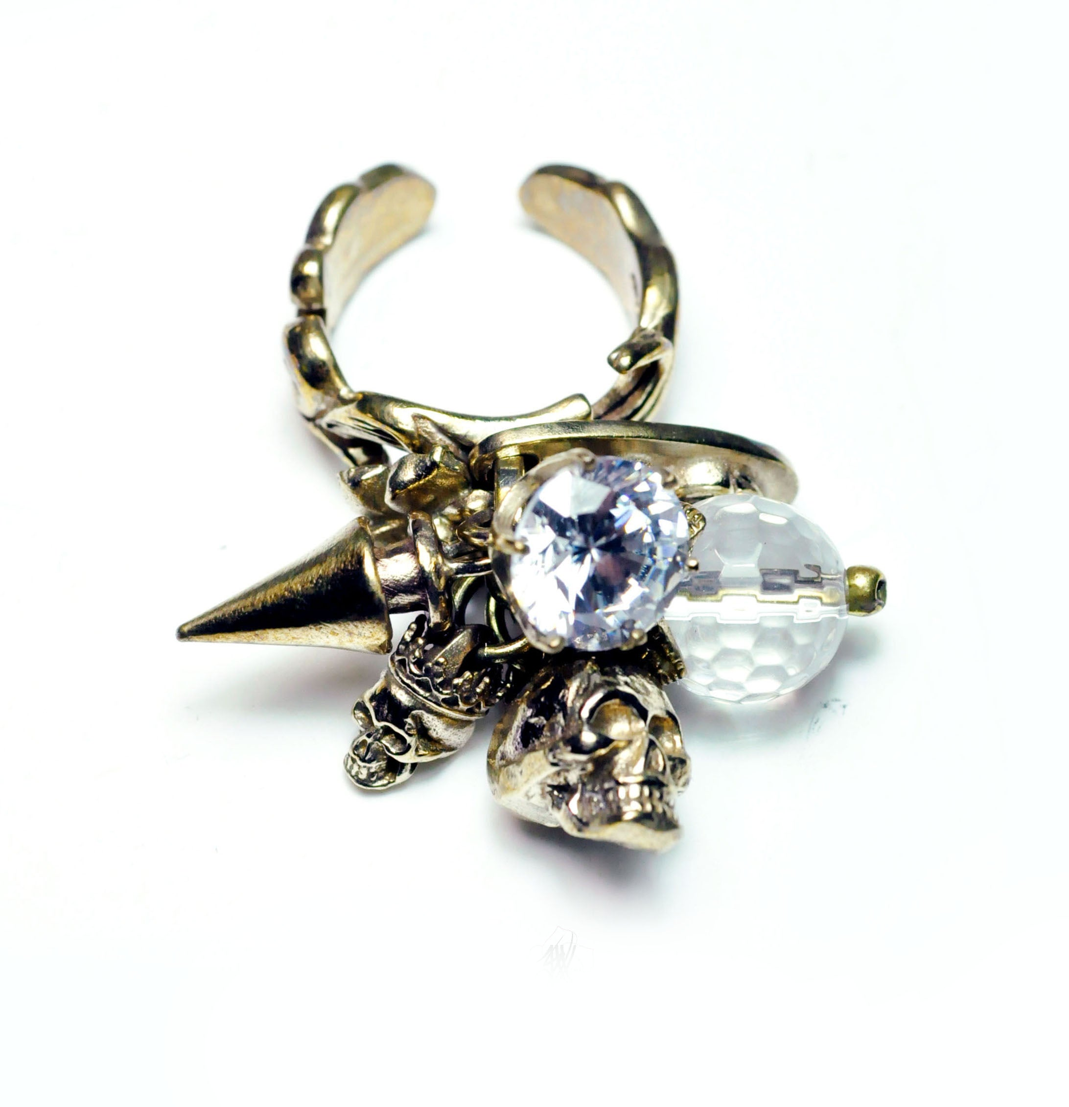 Show Your Charms Ring - Terry Schiefer