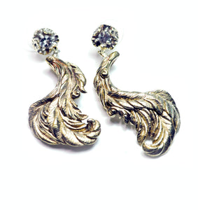 Gabriel Earrings - Terry Schiefer