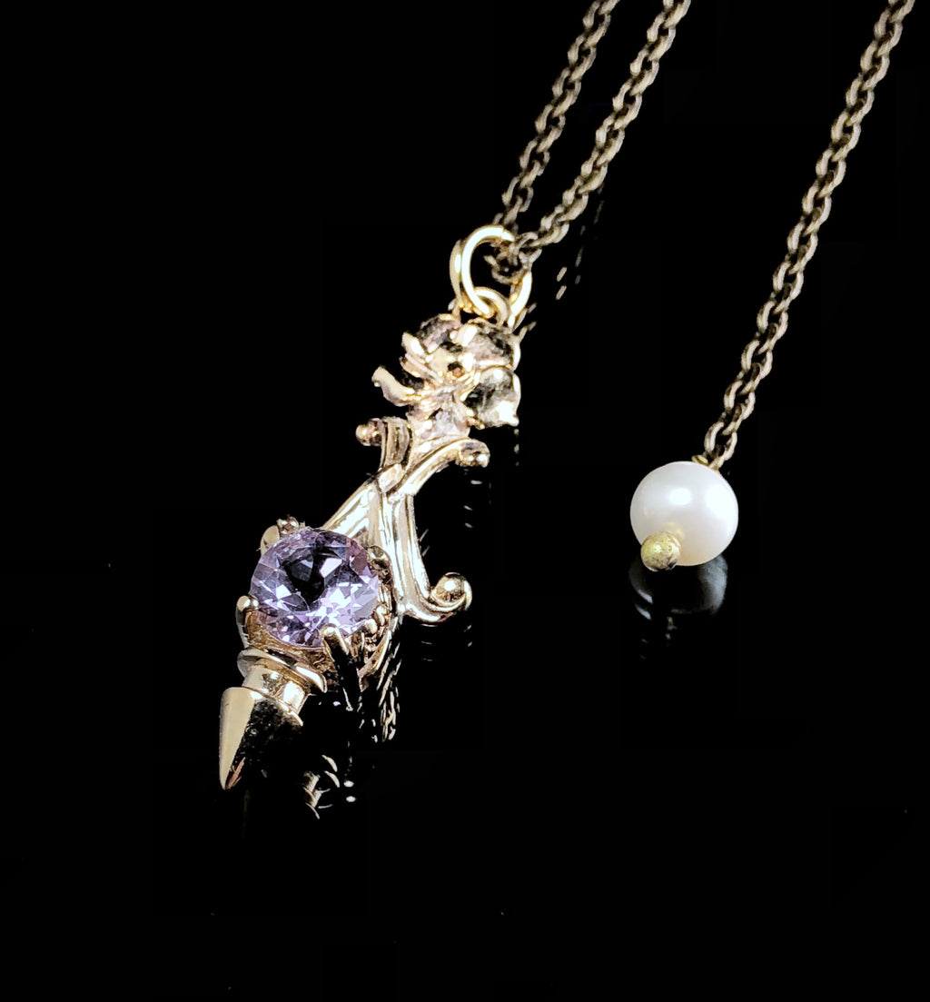 Ellenoir Necklace - Terry Schiefer