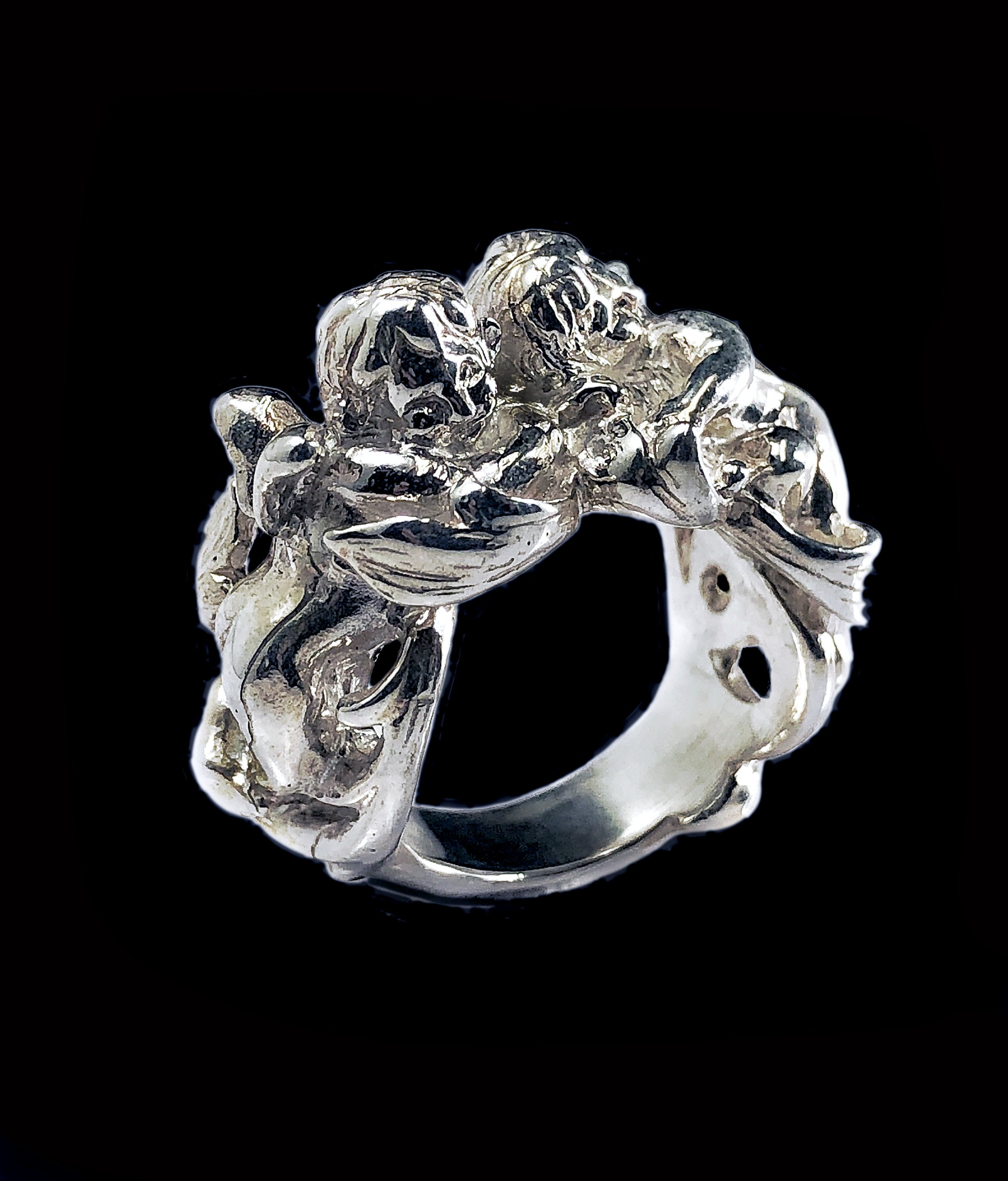 Cherub Ring - Terry Schiefer