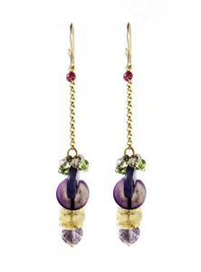 Vampirellina Earrings - Terry Schiefer