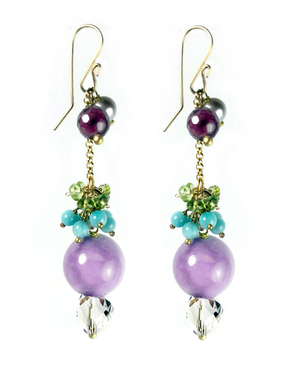 Poison Child Earrings - Terry Schiefer