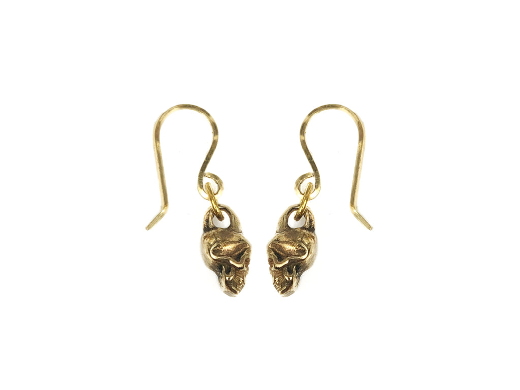 Fernando Earrings - Terry Schiefer