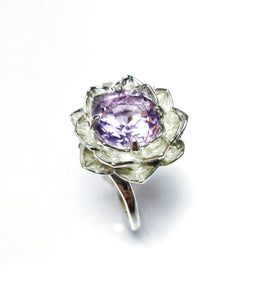Lotus Flower Ring - Terry Schiefer