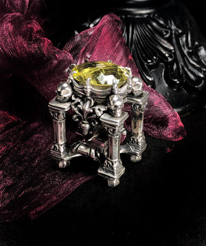Temple of Love Ring - Terry Schiefer