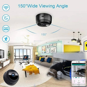 1080P HD Wireless Surveillance Camera Recorder