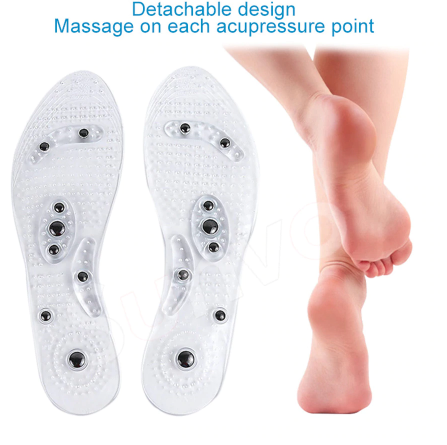 Magnetic Acupressure Slimming Insoles (Buy 1 TAKE 1 )