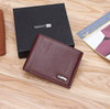 Image of Smart Anti-Theft Wallet (Genuine Leather)