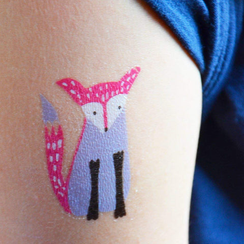 DIY Temporary Tattoo Paper