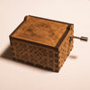 Image of Beauty and The Beast Handmade Wooden Music Box