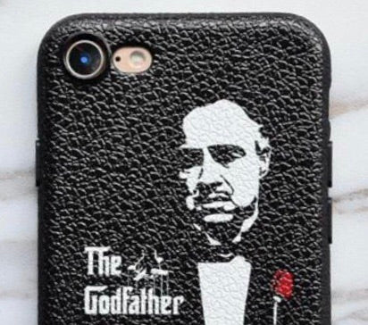 The Godfather x Supreme Leather Optic iPhone Case (Limited Edition)