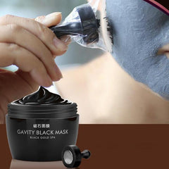 Natural Magnetic Gravity Black Mask