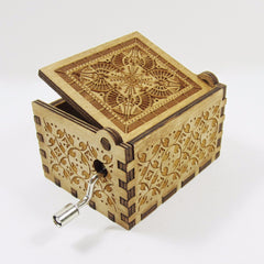 The Godfather Theme Song Handmade Wooden Music Box