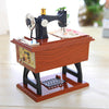 Image of Vintage Sewing Machine Handmade Music Box