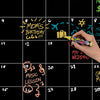 Image of Dry Erase Wall Sticker Calendar