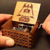 Image of Star Wars Handmade Wooden Music Box