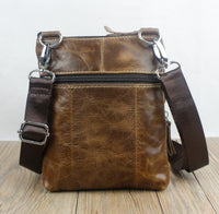 Genuine Leather Crossbody Bag