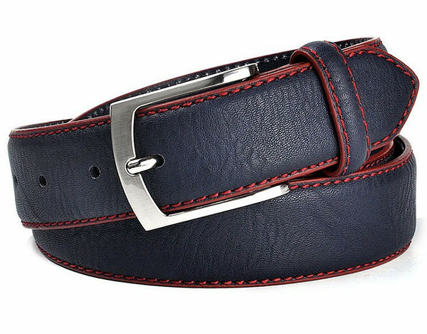 Split Leather Belt, 3 colors