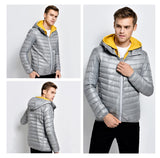 Duck Down Jacket, 7 colors