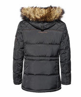 Fashion Winter Medium-Long Casual Parka
