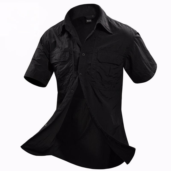 Military Style Summer Shirt