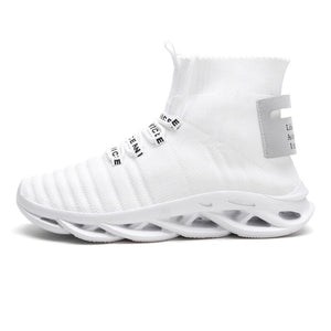 High-Top Breathable Shoes