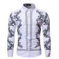 Luxury Long Sleeve Shirt