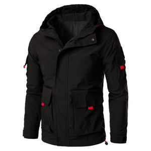 Tactical Windbreaker Jacket