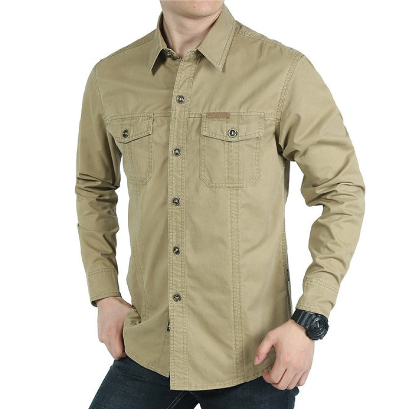 Casual Button Shirt
