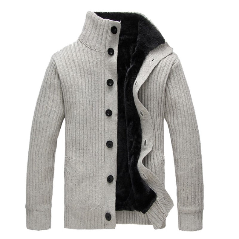 Warm High Neck Sweater