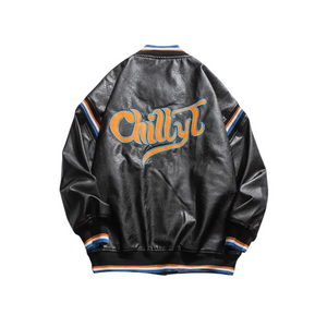 Baseball Leather Jacket