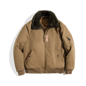 High Collar Warm Jacket